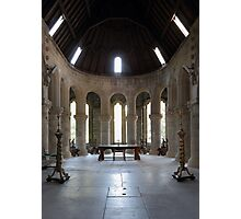 St Conans Kirk High Altar Photographic Print