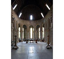 St Conans Kirk High Altar Photographic Print