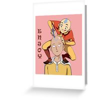 Joined Greeting Card