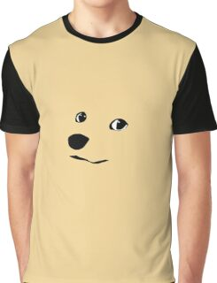 such simplistic doge Graphic T-Shirt