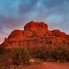 Bell Rock Sunrise Sedona Az by photosbyflood