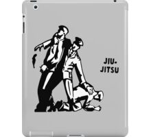 Classic Jiu Jitsu iPad Case/Skin