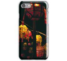 Korean Lanterns iPhone Case/Skin