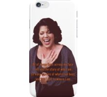 Callie Torres - The Story iPhone Case/Skin