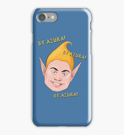 By Azura! - The Adoring Fan iPhone Case/Skin