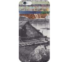 Floating Home iPhone Case/Skin