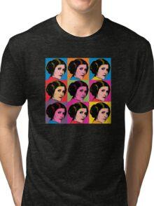 Warhol Leia Tri-blend T-Shirt