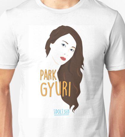KARA Gyuri Unisex T-Shirt