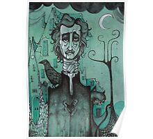 Mr Edgar Allan Poe Poster