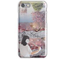 Floral Headache  iPhone Case/Skin