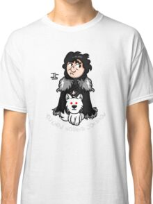 You Know Nothing Jon Snow Classic T-Shirt