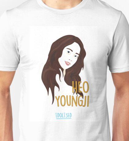KARA Youngji Unisex T-Shirt