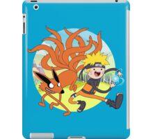 Rasengan Time! iPad Case/Skin