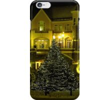 Banff Hot Springs Hotel iPhone Case/Skin