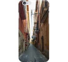 Alleyways of Palma…... iPhone Case/Skin