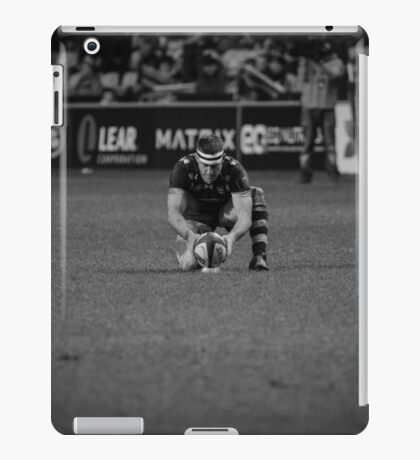 Jimmy Gopperth - the lonely goal kicker iPad Case/Skin