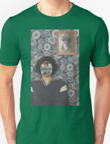 Mirrored on Wall Unisex T-Shirt