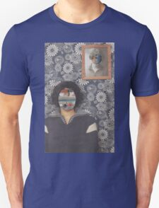 Mirrored on Wall T-Shirt