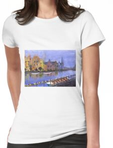 Gent Womens Fitted T-Shirt