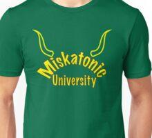Miskatonic University T-shirt Unisex T-Shirt
