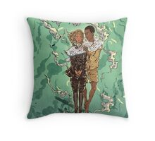 Till the Sky and Back Throw Pillow