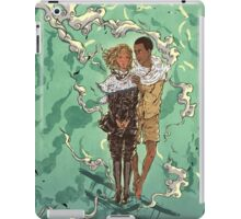 Till the Sky and Back iPad Case/Skin