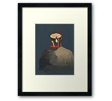Viktor Vaughn Framed Print