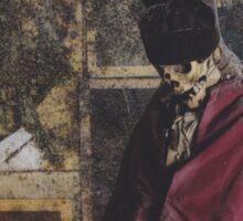 Mummified Sticker