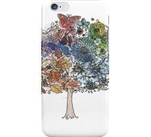 Seasonal Tree iPhone Case/Skin