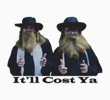 It'll Cost Ya 2.0 Kids Tee