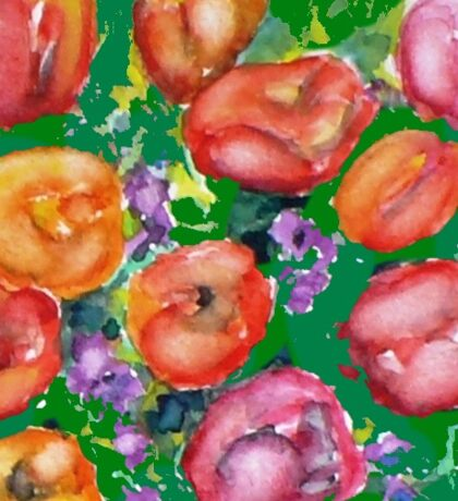 Petites Fleurs Sticker