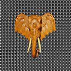 An Elephant on the CASE by DAdeSimone