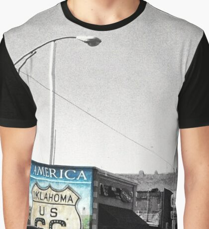 Crossroads of America... Graphic T-Shirt