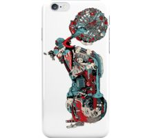 The American Motorcycle iPhone Case/Skin