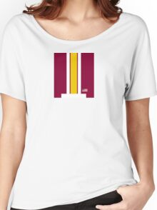 Skins Helmet Stripe Women's Relaxed Fit T-Shirt