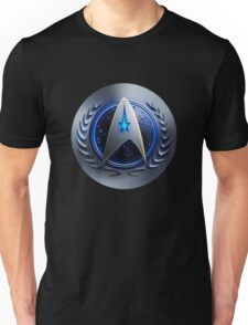United Federation of Planets - Starfleet Command Unisex T-Shirt