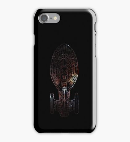 USS Voyager iPhone Case/Skin