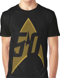 Star Trek 50th Anniversary Delta Graphic T-Shirt