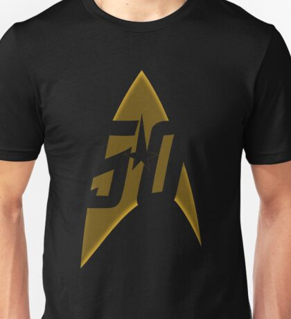 Star Trek 50th Anniversary Delta Unisex T-Shirt
