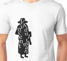 Bojack Horseman Vincent Adultman Unisex T-Shirt