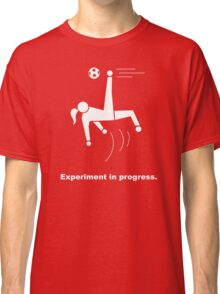 Experiment In Progress - Soccer (Clothing) Classic T-Shirt