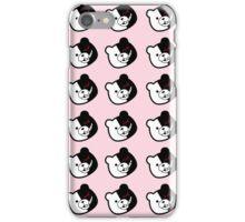 Monokuma!! iPhone Case/Skin