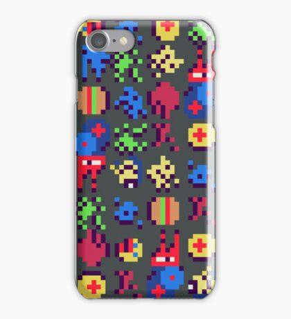 Pixel Mush iPhone Case/Skin