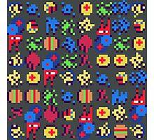 Pixel Mush Photographic Print