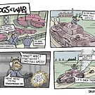 The Dogs of War: Comic #1 by C.J. Jackson