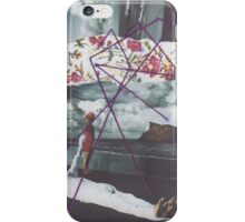 On Beach with String iPhone Case/Skin