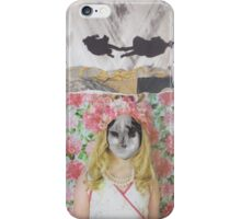 Owl Face iPhone Case/Skin