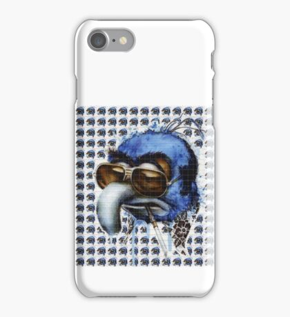 Gonzo Muppets LSD Blotter iPhone Case/Skin