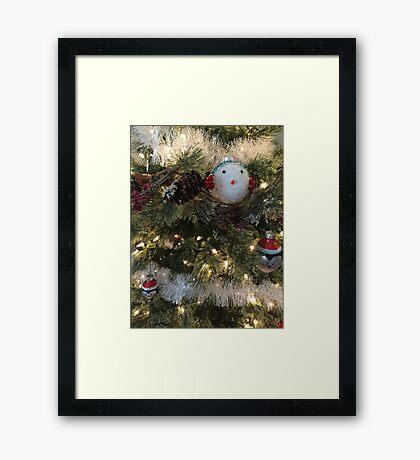 Christmas Tree, Oh Christmas Tree Framed Print