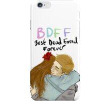 Best Dead Friend Forever iPhone Case/Skin